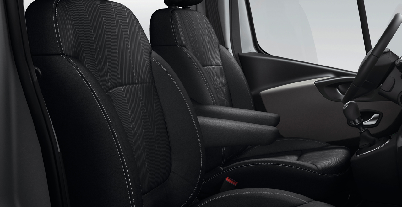 Make the most of all your vehicle's comfort