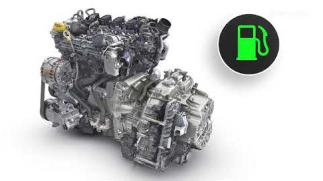 THE 1.3 TCE 130 DCT PETROL ENGINE