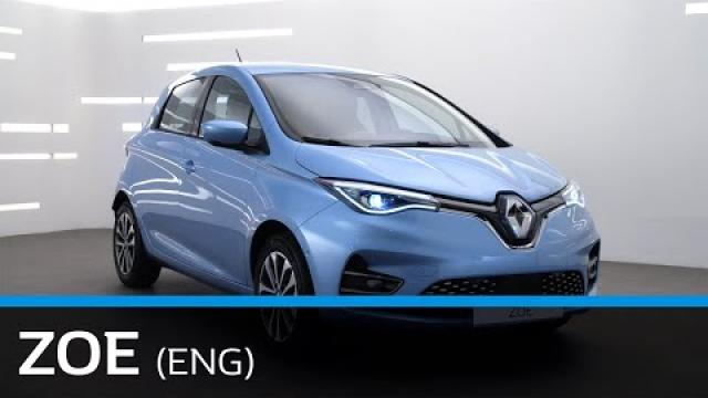 DISCOVER THE EXTERIOR DESIGN NEW RENAULT ZOE