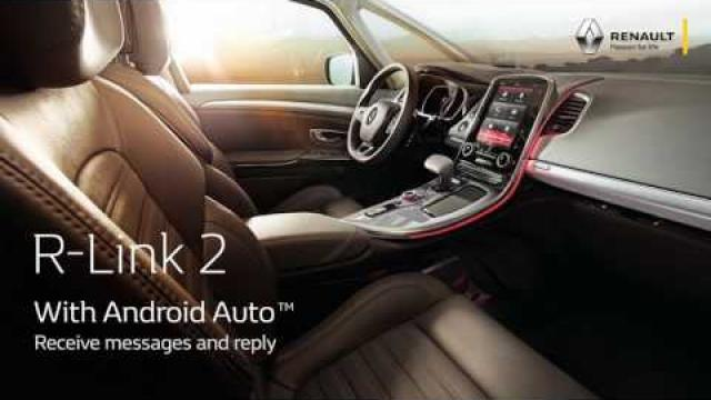 R-LINK 2 WITH ANDROID AUTO