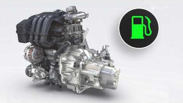 THE 1.0 SCE 75 PETROL ENGINE