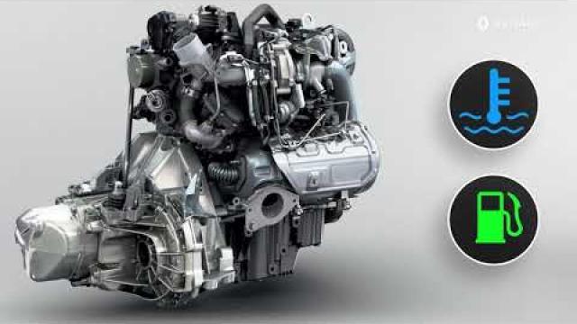 THE 1.5 DCI 85 DIESEL ENGINE