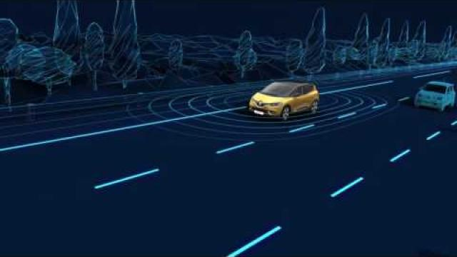 DYNAMIC FEATURES : BLIND SPOT WARNING SYSTEM