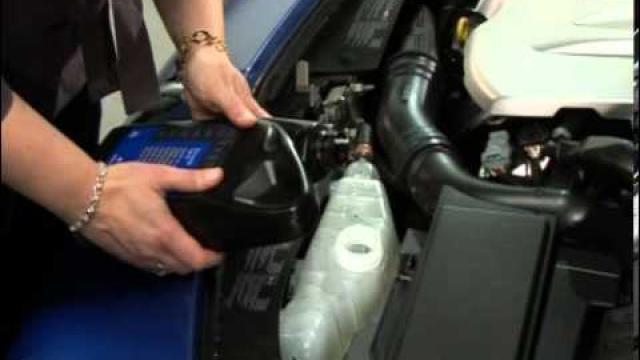 CLIO : Coolant level