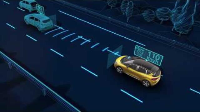 DYNAMIC FEATURES : ADAPTIVE CRUISE CONTROL