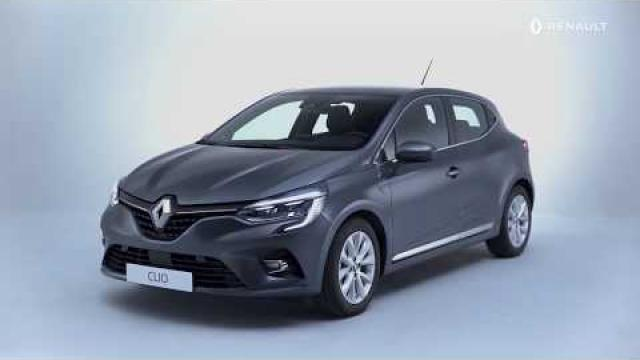 EXPLORE THE EXTERIOR DESIGN OF THE NEW RENAULT CLIO