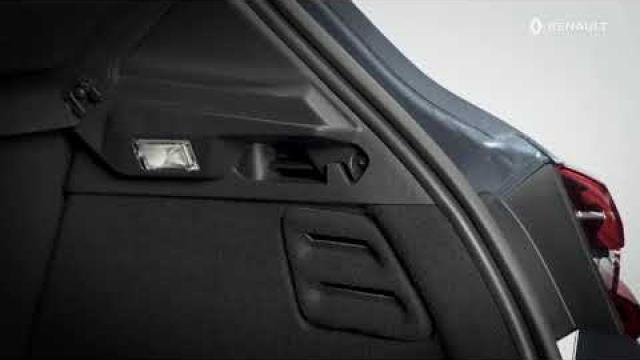 EXPLORE THE LUGGAGE COMPARTMENT AND THE MODULARITY OF THE REAR BENCH SEAT